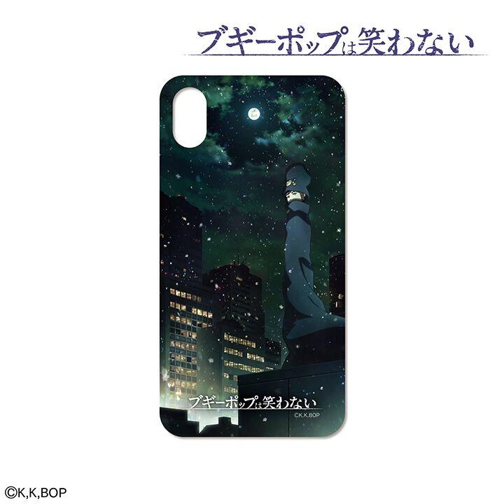 iPhone XR ケース ブギーポップは笑わない ハードケース for iPhone XR【6月下旬】_0