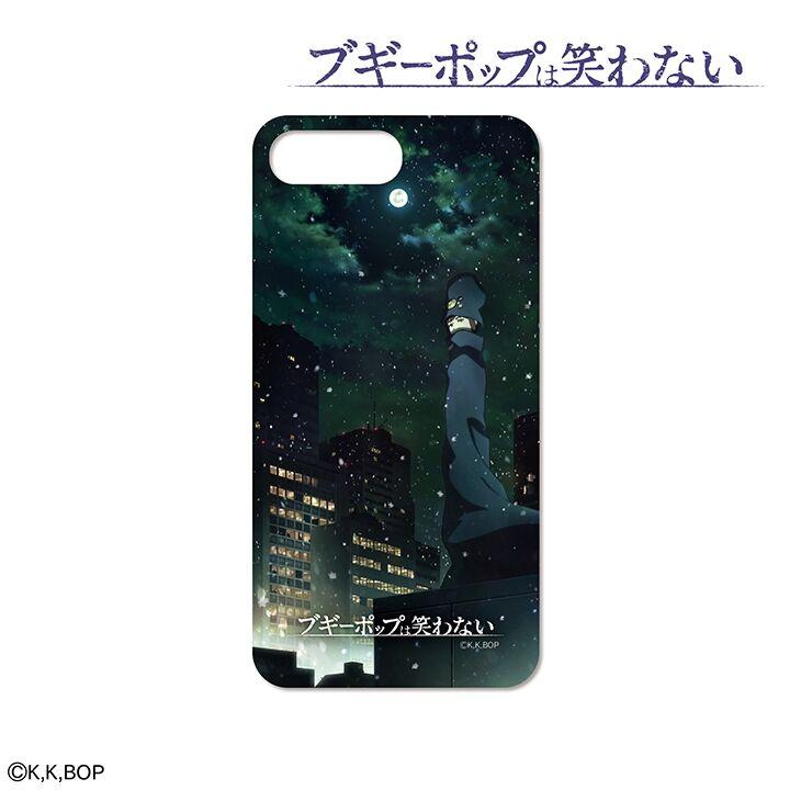 iPhone8 Plus/7 Plus ケース ブギーポップは笑わない ハードケース for iPhone 8 Plus/7 Plus/6s Plus/6 Plus【6月下旬】_0