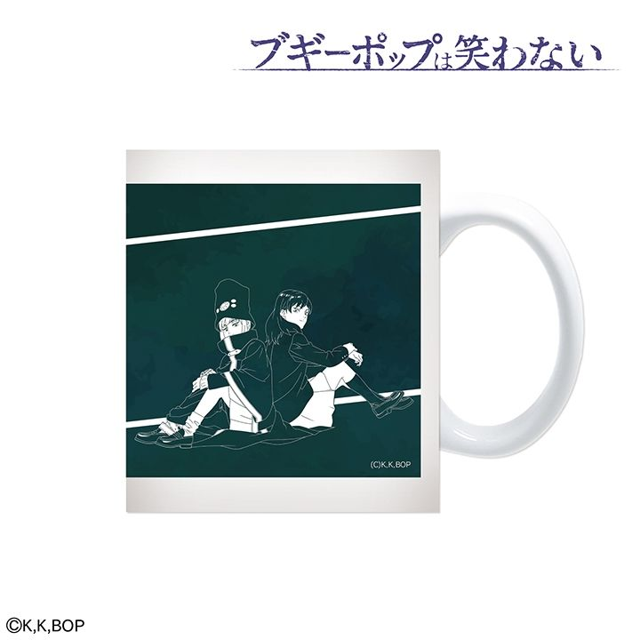 ブギーポップは笑わない マグカップ【10月下旬】_0