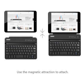 Anker iPad mini/2/3対応 ウルトラスリムキーボードカバー_1