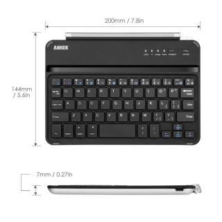 Anker iPad mini/2/3対応 ウルトラスリムキーボードカバー_3