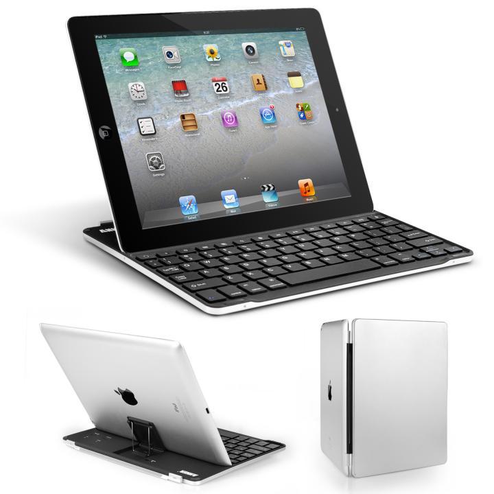 Anker iPad(第2-4世代) キーボードカバー ブラック_0