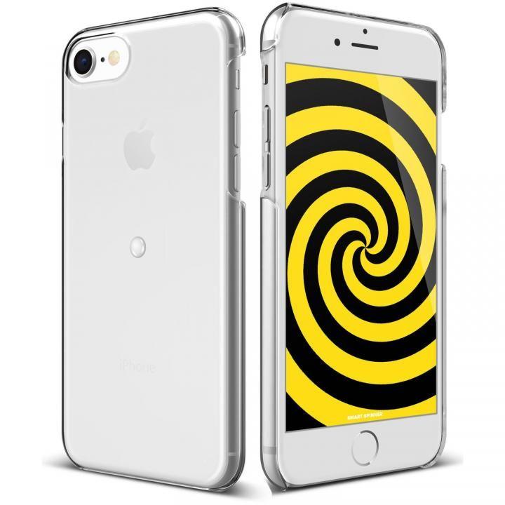 【iPhone8/7ケース】elago Smart spinner ケース Clear iPhone 8/7_0