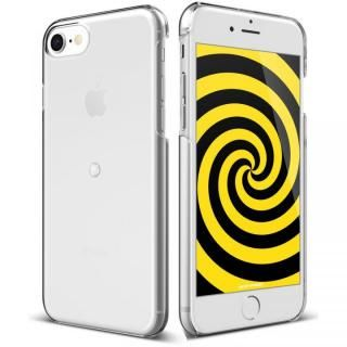 elago Smart spinner ケース Clear iPhone 8/7
