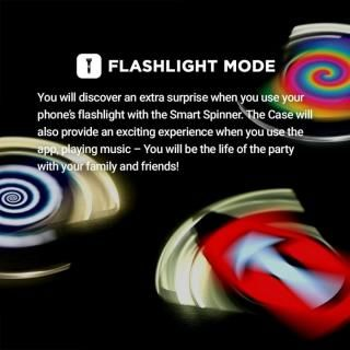【iPhone8/7ケース】elago Smart spinner ケース Clear iPhone 8/7_3