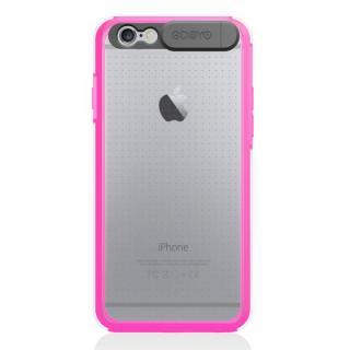 【iPhone6ケース】ケースが光る!ODOYO Shine Edge ハードケース ピンク iPhone 6_2