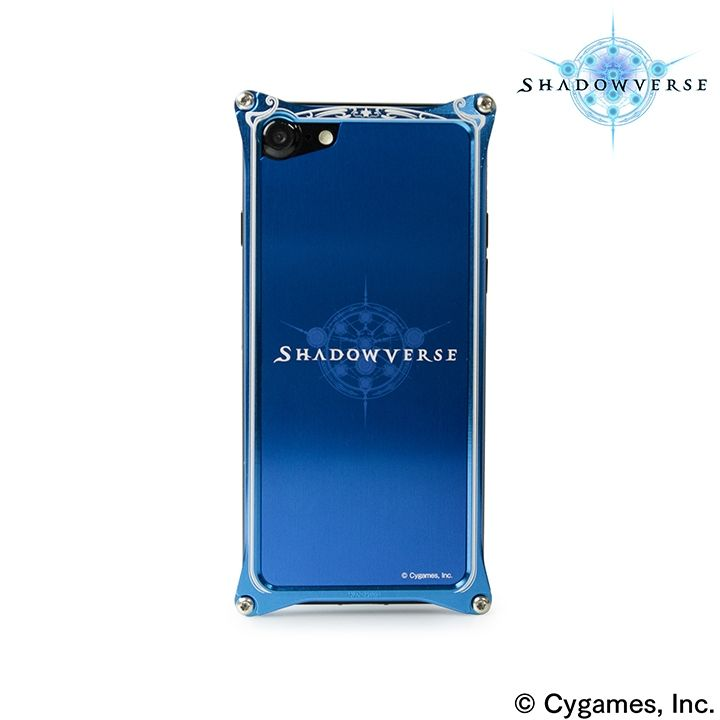 iPhone8/7 ケース ソリッドバンパー Shadowverse for iPhone 8 / 7 Blue_0