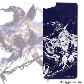 ソリッドバンパー用アルミパネル Shadowverse 次元の魔女・ドロシー for iPhone 8 / 7