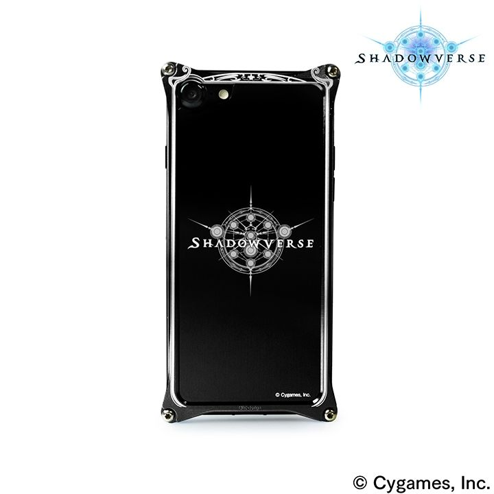 iPhone8/7 ケース ソリッドバンパー Shadowverse for iPhone 8 / 7 Black_0