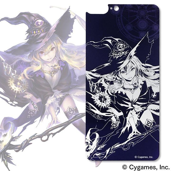 iPhone8 Plus/7 Plus ケース ソリッドバンパー用アルミパネル Shadowverse 次元の魔女・ドロシー for iPhone 8 Plus / 7 Plus_0