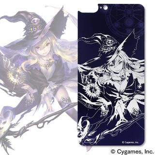 ソリッドバンパー用アルミパネル Shadowverse 次元の魔女・ドロシー for iPhone 8 Plus / 7 Plus