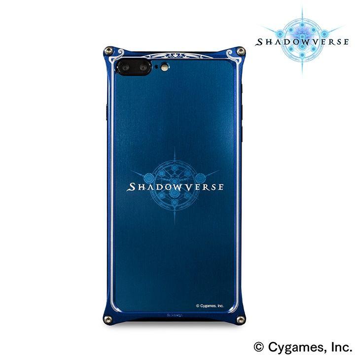iPhone8 Plus/7 Plus ケース ソリッドバンパー Shadowverse for iPhone 8 Plus / 7 Plus Blue_0