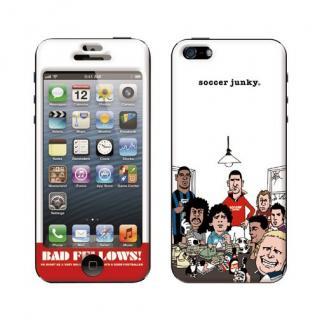 スキンシール BADBOYS iPhone SE/5s/5