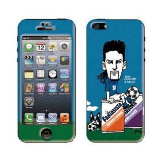 スキンシール FANTA?SIST iPhone SE/5s/5