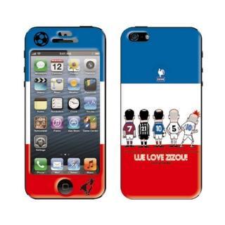 スキンシール MADE IN FRANCE iPhone SE/5s/5