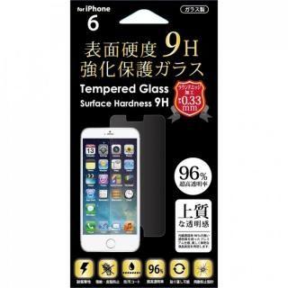 液晶保護強化ガラス 表面硬度9H iPhone 6