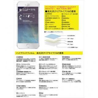 【iPhone6フィルム】16種類の多機能型ハイブリット液晶保護フィルム マットタイプ iPhone 6_1