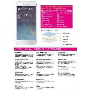 【iPhone6フィルム】16種類の多機能型ハイブリット液晶保護フィルム クリアタイプ iPhone 6_1