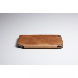 【iPhone6ケース】[数量限定]Deff 天然牛革手帳型ケース プレミアム MASK キャメル iPhone 6_1