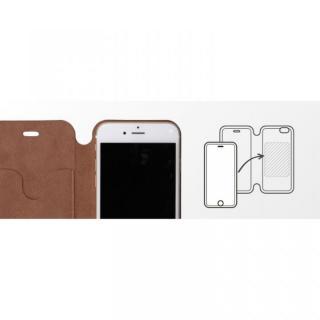 【iPhone6ケース】[数量限定]Deff 天然牛革手帳型ケース プレミアム MASK キャメル iPhone 6_4