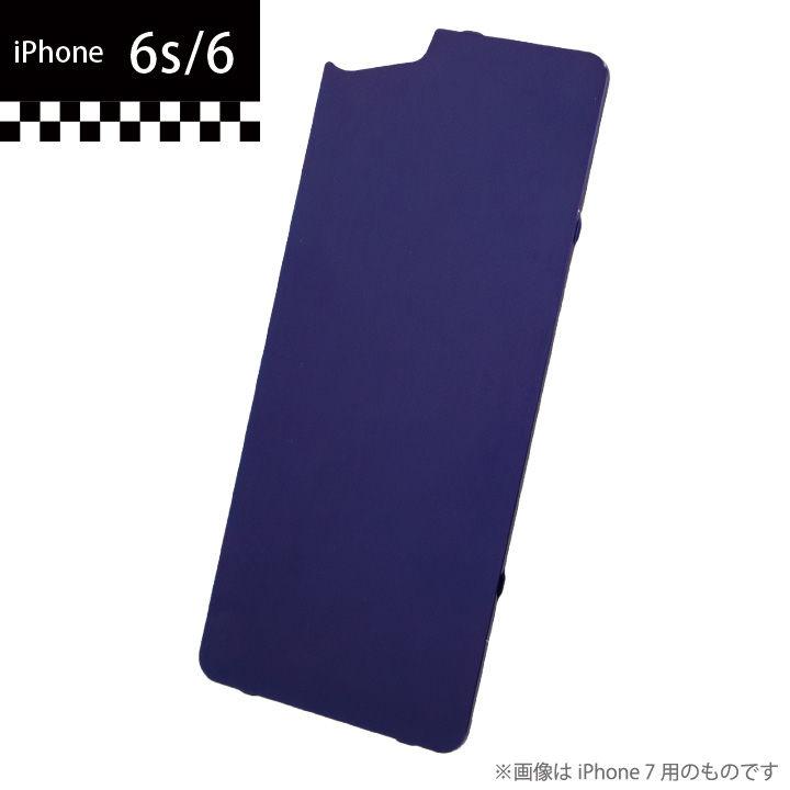 iPhone6s/6 GILD design×AppBank Store ソリッドバンパー用 背面アルミパネル パープル iPhone 6s/6_0