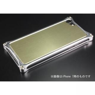 【iPhone6s/6】GILD design×AppBank Store ソリッドバンパー用 背面アルミパネル シャンパンゴールド iPhone 6s/6_1