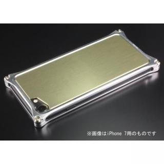 【iPhone6s/6】GILD design×AppBank Store ソリッドバンパー用 背面アルミパネル シャンパンゴールド iPhone 6s/6_2