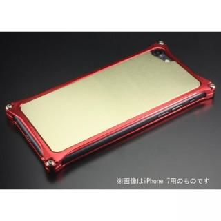 【iPhone6s/6】GILD design×AppBank Store ソリッドバンパー用 背面アルミパネル シャンパンゴールド iPhone 6s/6_4