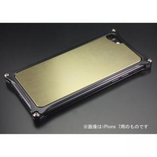 【iPhone6s/6】GILD design×AppBank Store ソリッドバンパー用 背面アルミパネル シャンパンゴールド iPhone 6s/6_5