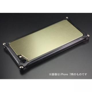 【iPhone6s/6】GILD design×AppBank Store ソリッドバンパー用 背面アルミパネル シャンパンゴールド iPhone 6s/6_6
