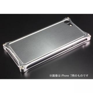 【iPhone6s/6】GILD design×AppBank Store ソリッドバンパー用 背面アルミパネル シルバー iPhone 6s/6_1