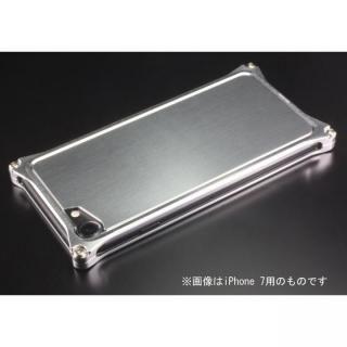 【iPhone6s/6】GILD design×AppBank Store ソリッドバンパー用 背面アルミパネル シルバー iPhone 6s/6_2