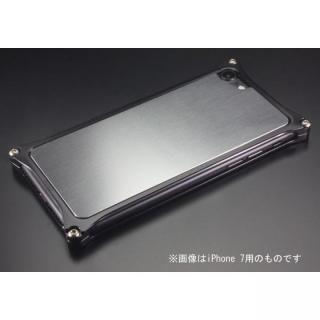 【iPhone6s/6】GILD design×AppBank Store ソリッドバンパー用 背面アルミパネル シルバー iPhone 6s/6_6