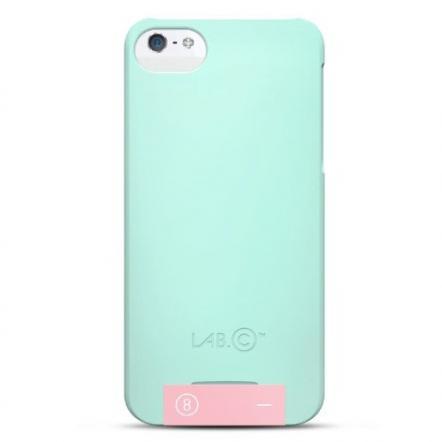 [LAB.C] USB Case  iPhone 5 [Mint-Pink]