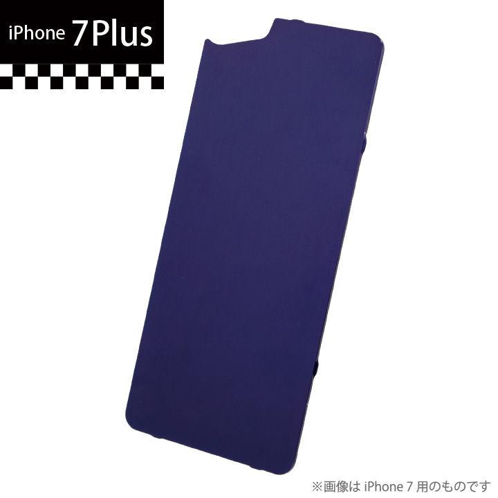 【iPhone7 Plus】GILD design×AppBank Store ソリッドバンパー用 背面アルミパネル パープル iPhone 7 Plus_0