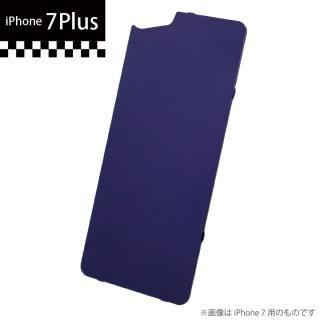 [2017年歳末特価]GILD design×AppBank Store ソリッドバンパー用 背面アルミパネル パープル iPhone 7 Plus