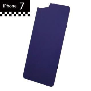 GILD design×AppBank Store ソリッドバンパー用 背面アルミパネル パープル iPhone 7