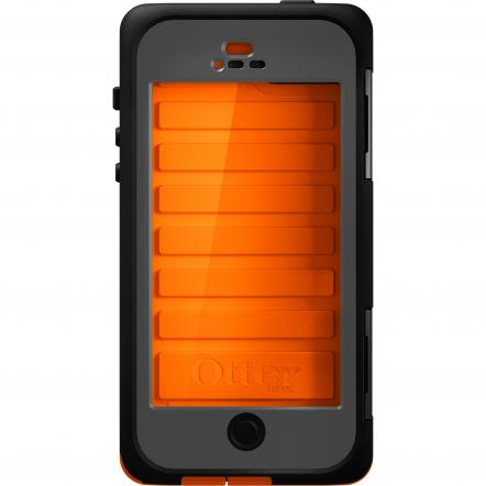 OtterBox Armor iPhone 5 Electric Orange