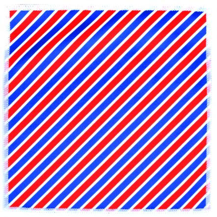 Cleaner cloth Tricolor