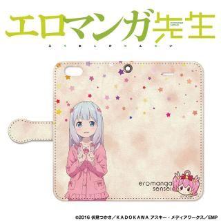 iPhone6s/6 ケース エロマンガ先生 手帳型ケース iPhone 6s / 6