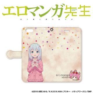 エロマンガ先生 手帳型ケース iPhone 6s Plus / 6 Plus