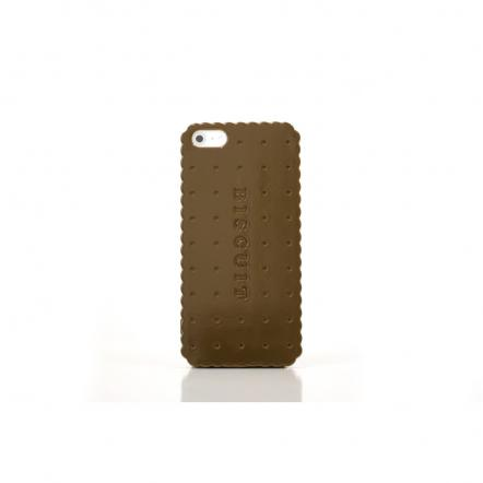 "Sweets Case  iPhone5 ""Biscuit Hard"" ビターチョコ"