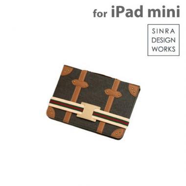 Trolley Case  iPad mini/2/3対応 ダークブラウン