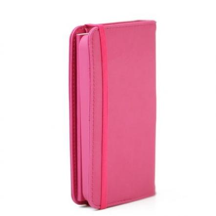 Premium Case  iPhone5 手帳型ケース ピンク
