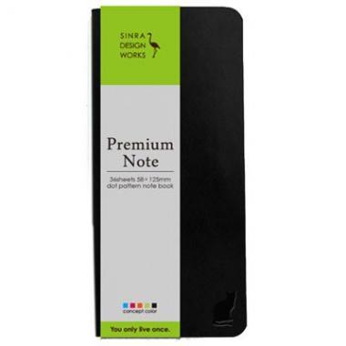 Premium Note 03 ブラック