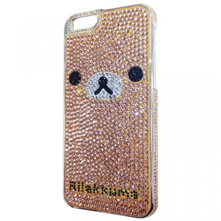 【iPhone6ケース】リラックマ ジュエリーケース フェイス iPhone 6s/6_0
