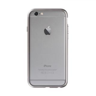 【iPhone6ケース】アルミバンパー Alloy X グレイ iPhone 6_1