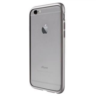 【iPhone6ケース】アルミバンパー Alloy X グレイ iPhone 6_2