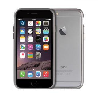 【iPhone6ケース】アルミバンパー Alloy X グレイ iPhone 6_5