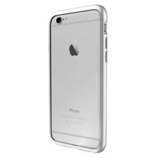 【iPhone6ケース】アルミバンパー Alloy X シルバー iPhone 6_1